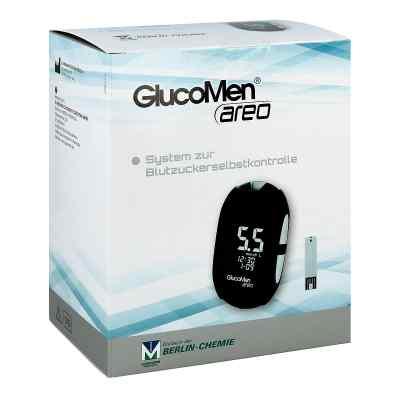 Glucomen areo Blutzuckermessgerät Set mmol/l  bei versandapo.de bestellen