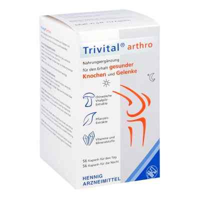Trivital arthro Kapseln  bei versandapo.de bestellen
