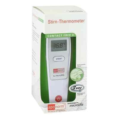 Aponorm Fieberthermometer Stirn Contact-free 3  bei versandapo.de bestellen