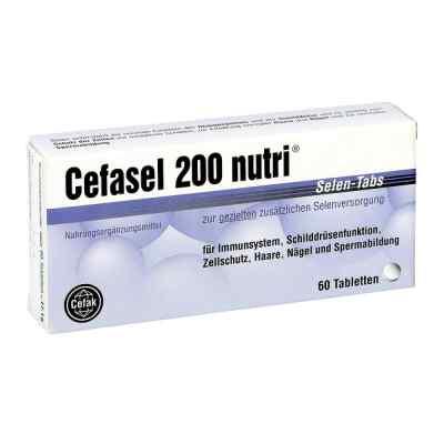 Cefasel 200 nutri Selen-tabs  bei versandapo.de bestellen