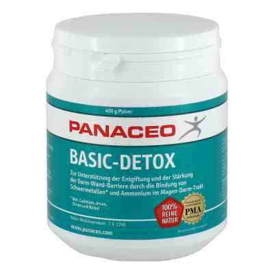 Panaceo Basic-detox Pulver  bei versandapo.de bestellen