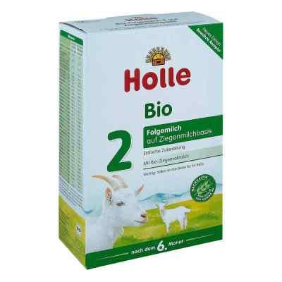 Holle Bio Folgemilch auf Ziegenmilchbasis 2 Pulver  bei versandapo.de bestellen