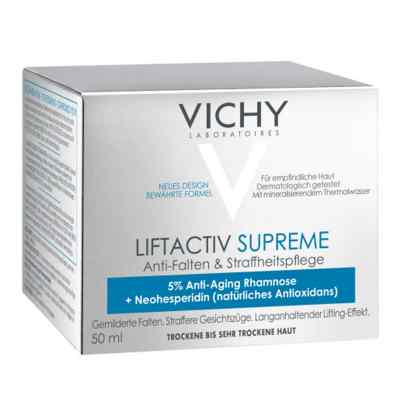 Vichy Liftactiv Supreme Tag trockene Haut Creme  bei versandapo.de bestellen