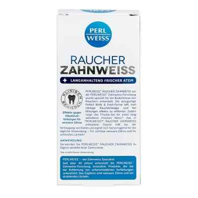 Perlweiss Raucher Zahnweiss  bei versandapo.de bestellen
