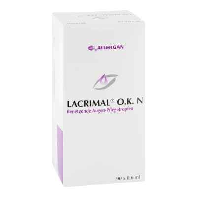 Lacrimal O.k. N Augentropfen  bei versandapo.de bestellen