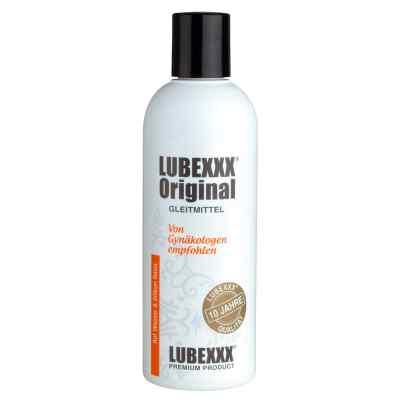 Lubexxx Gleitmittel v.Arzt empfohlen  bei versandapo.de bestellen