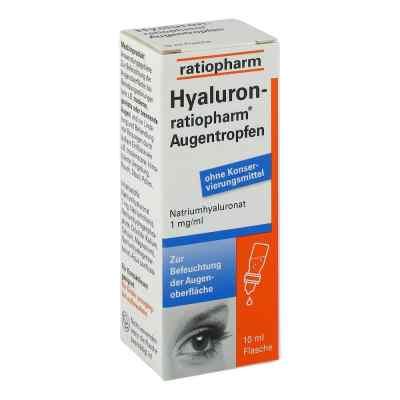 Hyaluron Ratiopharm Augentropfen  bei versandapo.de bestellen