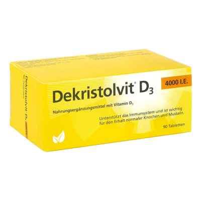 Dekristolvit D3 4.000 I.e. Tabletten  bei versandapo.de bestellen