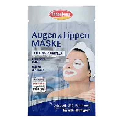 Augen & Lippen Maske  bei versandapo.de bestellen