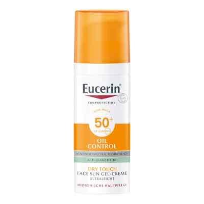 Eucerin Sun Gel-Creme Oil Control LSF 50+  bei versandapo.de bestellen
