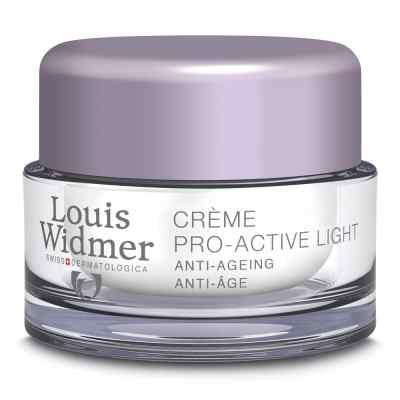 Widmer Creme Pro-active Light leicht parfümiert  bei versandapo.de bestellen