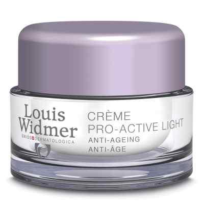 Widmer Creme Pro-active Light unparfümiert  bei versandapo.de bestellen