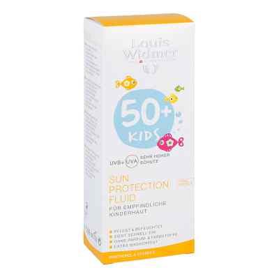 Widmer Kids Sun Protection Fluid 50 unparfümiert  bei versandapo.de bestellen