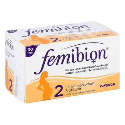 Femibion Schwangerschaft 2 D3+dha+400 [my]g Folat  bei versandapo.de bestellen