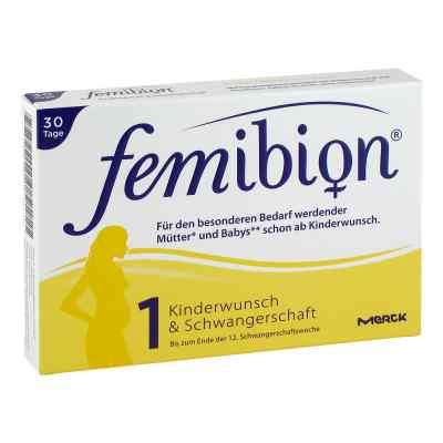 Femibion Schwangerschaft 1 D3+800 [my]g Folat Tabl  bei versandapo.de bestellen