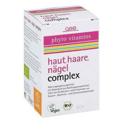 Haut Haare Nägel Complex Bio Tabletten  bei versandapo.de bestellen