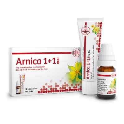 Arnica 1+1 Dhu Kombipackung  bei versandapo.de bestellen
