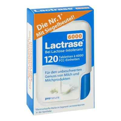 Lactrase 6.000 Fcc Tabletten im Klickspender  bei versandapo.de bestellen