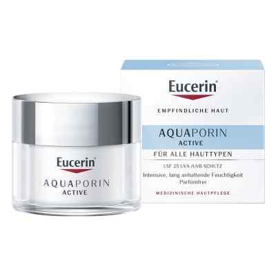 Eucerin Aquaporin Active Creme Lsf 25  bei versandapo.de bestellen