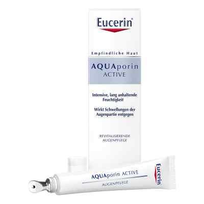 Eucerin Aquaporin Active Augenpflege Creme  bei versandapo.de bestellen