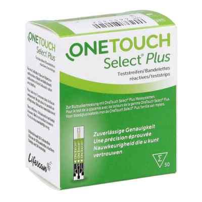 One Touch Selectplus Blutzucker Teststreifen  bei versandapo.de bestellen