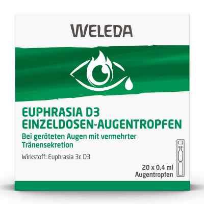 Euphrasia D 3 Einzeldosen-augentropfen  bei versandapo.de bestellen