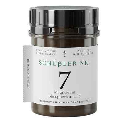 Schüssler Nummer 7  Magnesium phosphoricum D 6 Tabletten   bei versandapo.de bestellen