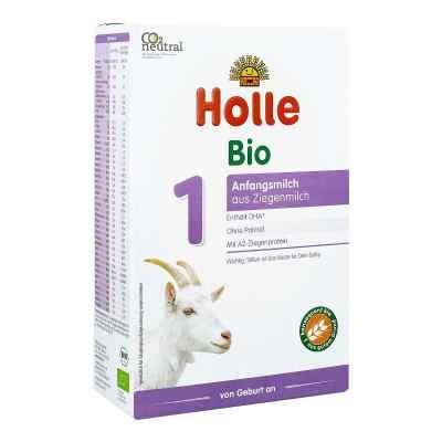 Holle Bio Anfangsmilch 1 auf Ziegenmilchbasis  bei versandapo.de bestellen