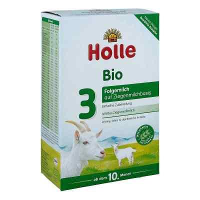 Holle Bio Folgemilch 3 auf Ziegenmilchbasis Pulver  bei versandapo.de bestellen