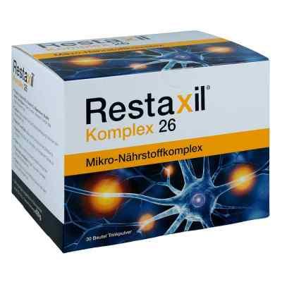 Restaxil Komplex 26 Pulver  bei versandapo.de bestellen