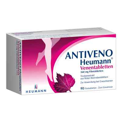 ANTIVENO Heumann Venentabletten  bei versandapo.de bestellen