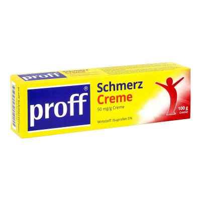 Proff Schmerzcreme 50mg/g  bei versandapo.de bestellen