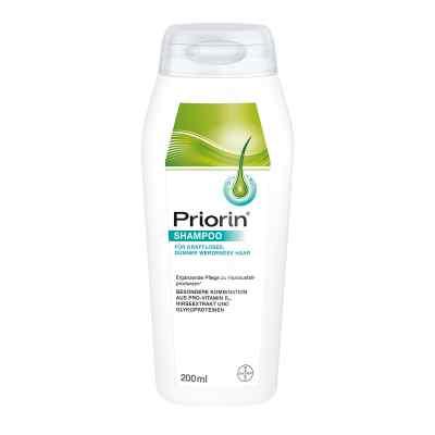 Priorin Shampoo - ergänzende Pflege für kraftloses Haar  bei versandapo.de bestellen