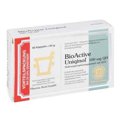 Bio Active Uniqinol 100 mg Qh Kapseln  bei versandapo.de bestellen
