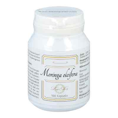 Moringa oleifera Blattpulver in Gelatinekapseln  bei versandapo.de bestellen