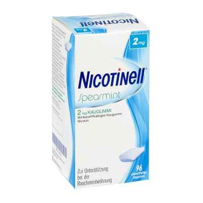 Nicotinell Kaugummi 2 mg Spearmint  bei versandapo.de bestellen