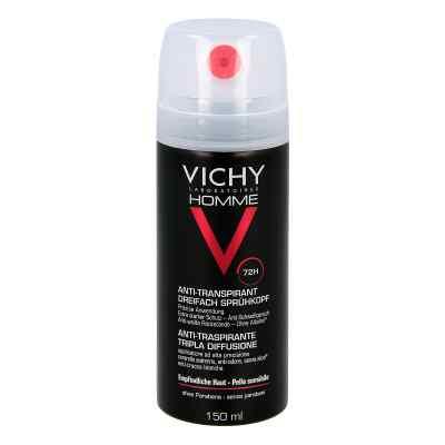 Vichy Homme Deo Spray 72h  bei versandapo.de bestellen