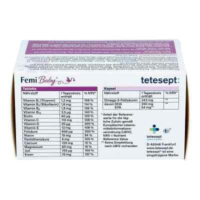 Tetesept Femi Baby Filmtabletten+weichkapseln  bei versandapo.de bestellen