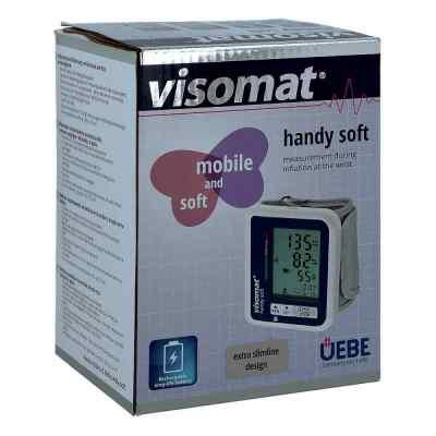 Visomat handy soft Handgelenk Blutdruckmessgerät  bei versandapo.de bestellen