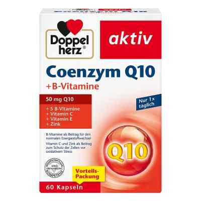 Doppelherz Coenzym Q10+b Vitamine Kapseln  bei versandapo.de bestellen