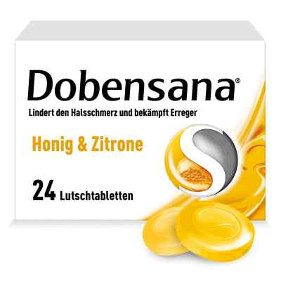Dobensana Honig und Zitronengeschmack 1,2mg/0,6mg  bei versandapo.de bestellen