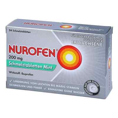 Nurofen 200 mg Schmelztabletten Mint  bei versandapo.de bestellen
