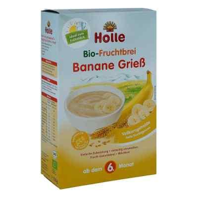 Holle Bio-fruchtbrei Banane Griess  bei versandapo.de bestellen