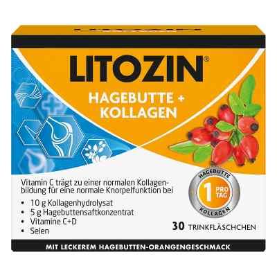 Litozin Hagebutte+kollagen Trinkfläschchen  bei versandapo.de bestellen