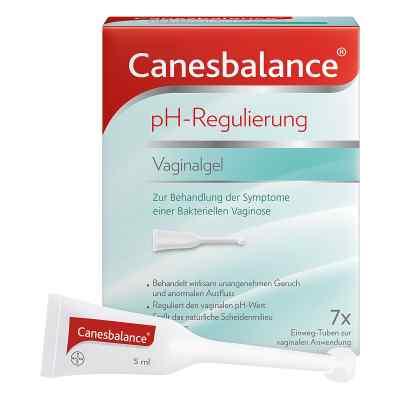 Canesbalance pH-Regulierung Vaginalgel  bei versandapo.de bestellen