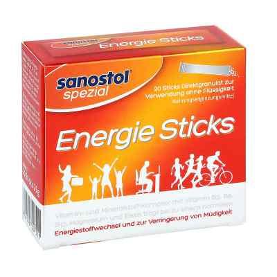 Sanostol spezial Energie Sticks  bei versandapo.de bestellen