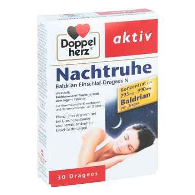 Doppelherz Nachtruhe Baldrian Einschlaf-Dragees N  bei versandapo.de bestellen