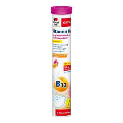 Doppelherz Vitamin B12 Brausetabletten  bei versandapo.de bestellen