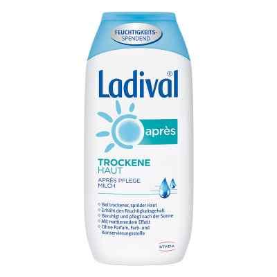 Ladival trockene Haut Apres Pflege Milch  bei versandapo.de bestellen