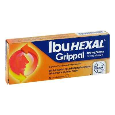 Ibuhexal Grippal 200 mg/30 mg Filmtabletten  bei versandapo.de bestellen